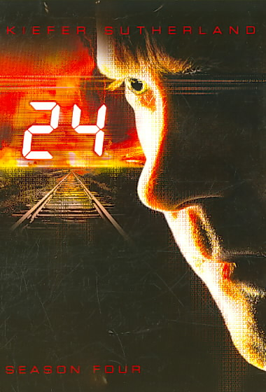 24:SEASON 4 BY 24 (DVD)